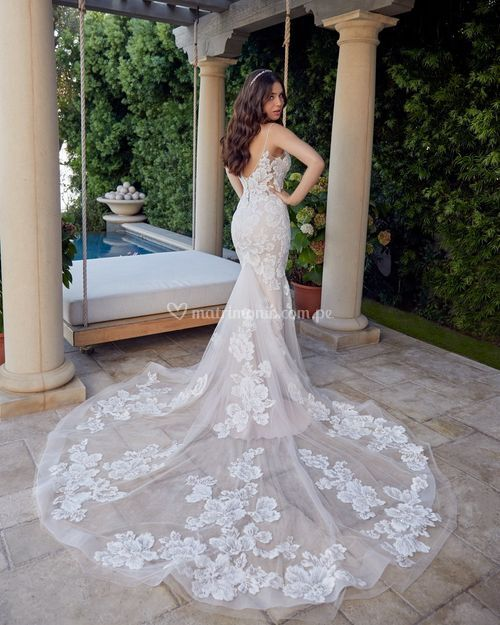 KIMBERLY, Casablanca Bridal