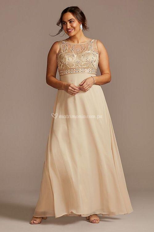 WBM2081, David's Bridal