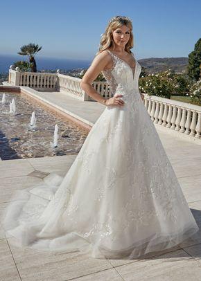Carly, Casablanca Bridal