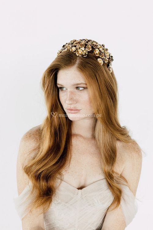HEATHER, Maria Elena Headpieces