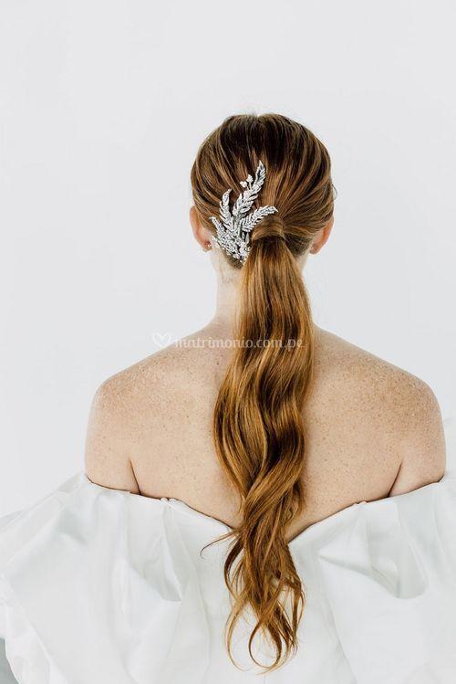 SIENNA COMB, Maria Elena Headpieces