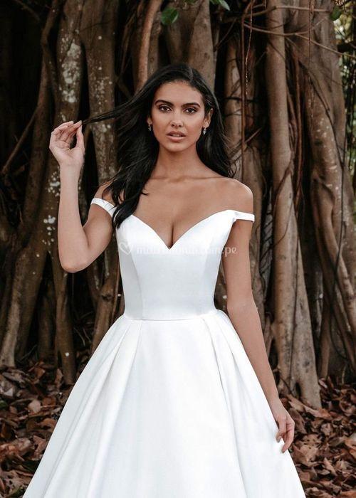 3456, Allure Bridals