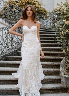 3453, Allure Bridals