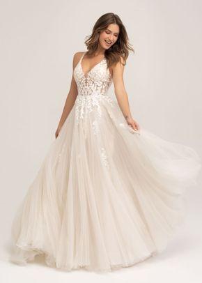 3451, Allure Bridals