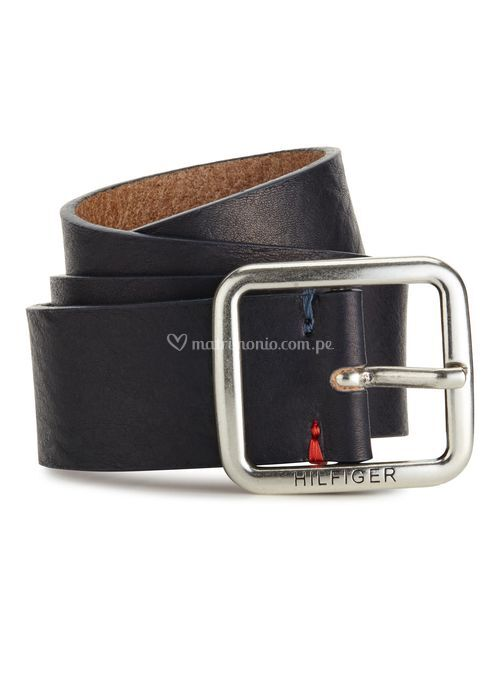 TH__NEW DENTON REGULAR BELT, Tommy Hilfiger
