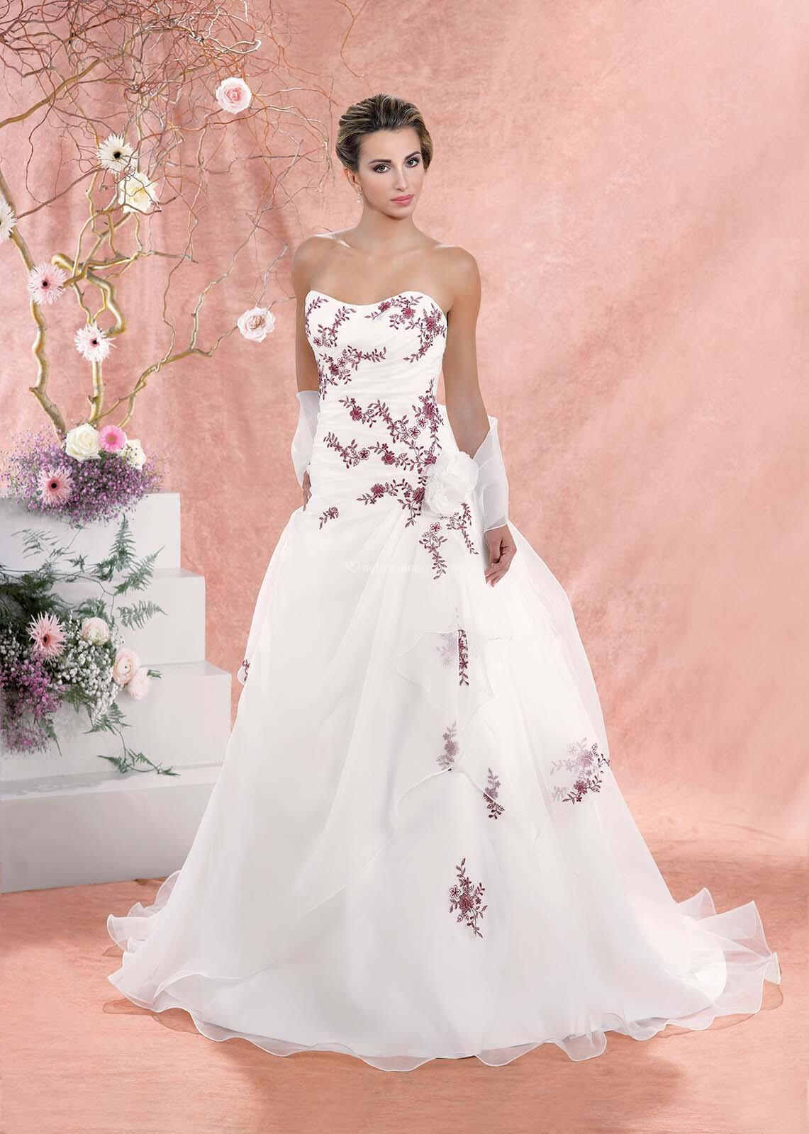 Lujoso Vestido Novia Griego Festooning - Colección de Vestidos de ...