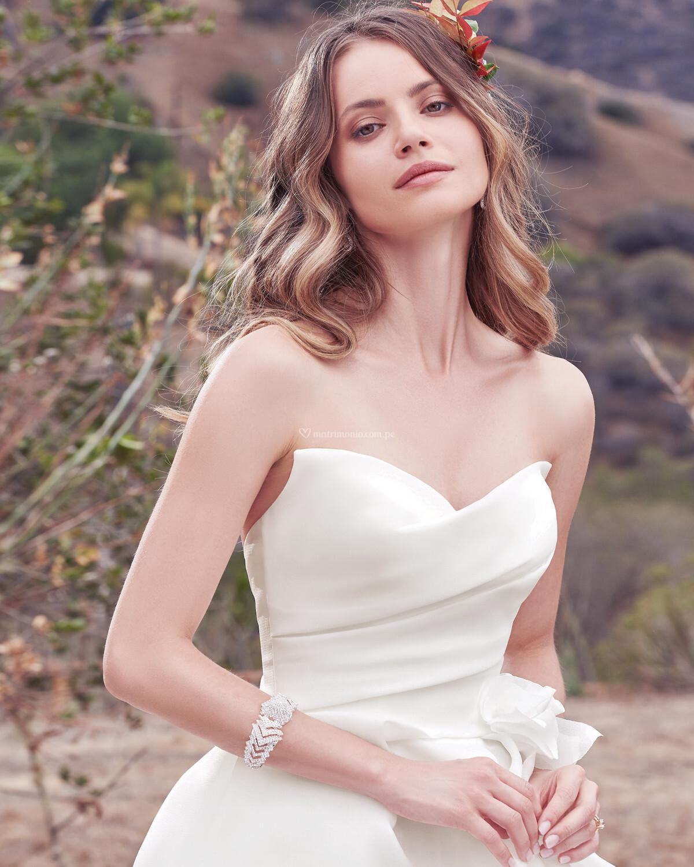 Hermosa Rango De Precios Para Vestidos De Novia Maggie Sottero Friso ...