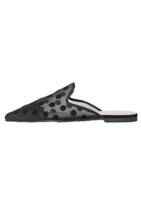 Ella polka dot slide, Pretty Ballerinas