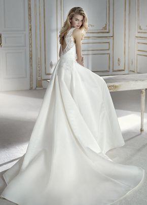 palaos, St. Patrick La Sposa