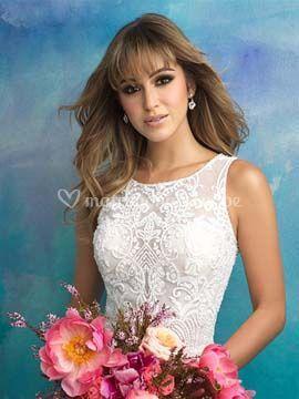 9507, Allure Bridals