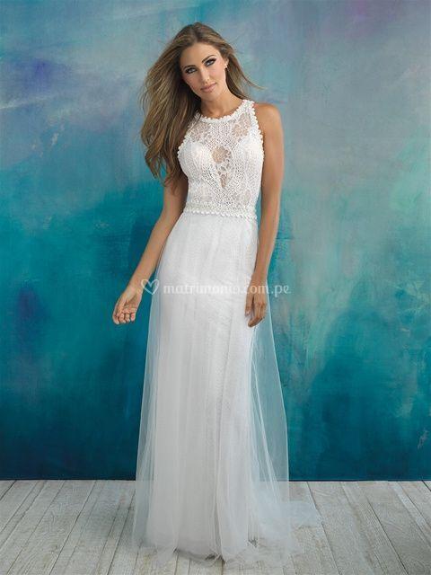 9518, Allure Bridals
