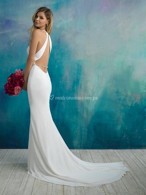 9521, Allure Bridals