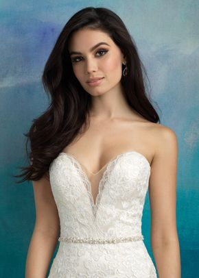S133, Allure Bridals