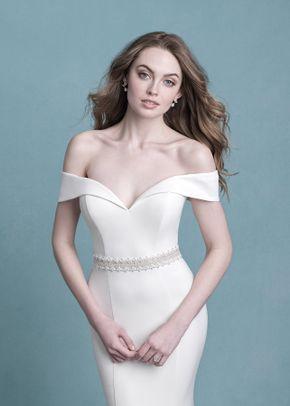S155, Allure Bridals