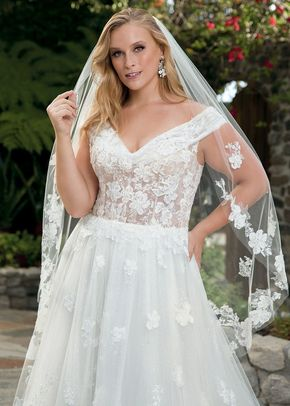 2361V, Casablanca Bridal