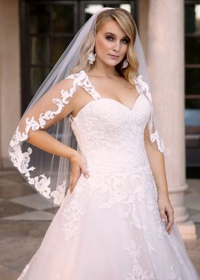 2383V, Casablanca Bridal