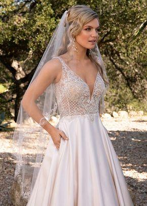 2387V, Casablanca Bridal
