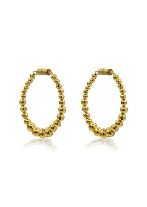 Magdalena Hoops, Paula Mendoza Jewelry