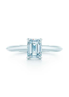 EMERALD CUT, Tiffany & Co.