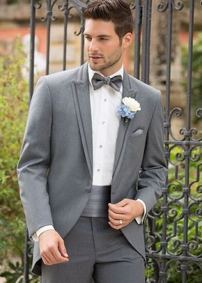 Iron Gray Peak Groom's Coat, Allure Men