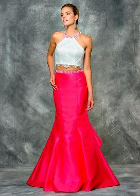 1641-(1), Colors Dress