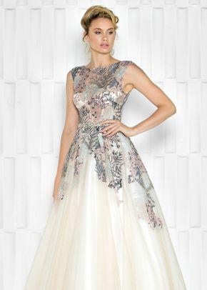 J034, Colors Dress