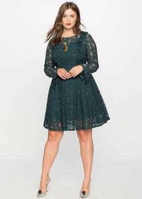 Plus Size 1243219 verde, Eloquii