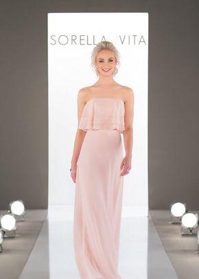 9026 Fresh Boho Bridesmaid Dress by Sorella Vita (2), Sorella Vita
