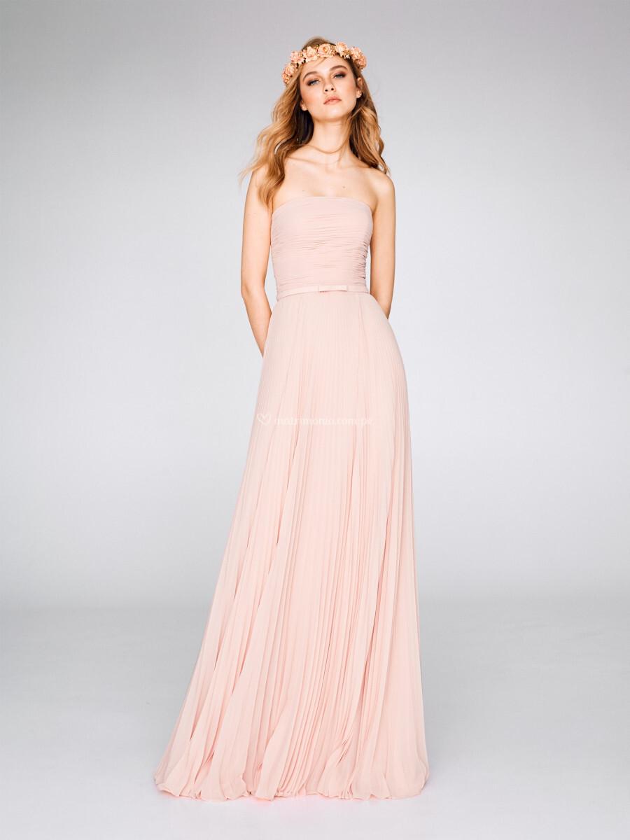 Vestidos de noche elegantes 2019 peru