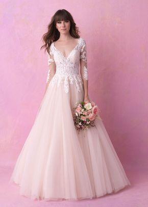 3154, Allure Bridals