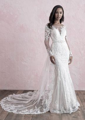 3253, Allure Bridals