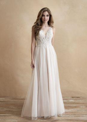 3314 , Allure Bridals