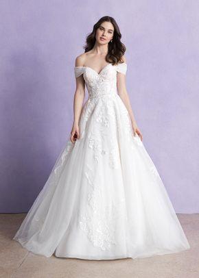 3369, Allure Bridals