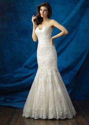 9361, Allure Bridals