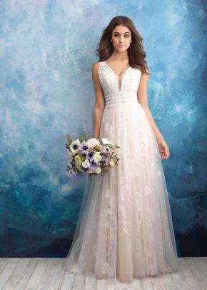 9561 , Allure Bridals