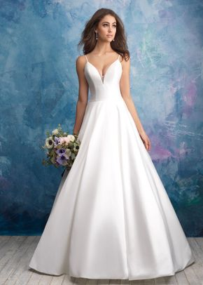 9570 , Allure Bridals