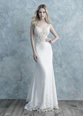 9664, Allure Bridals