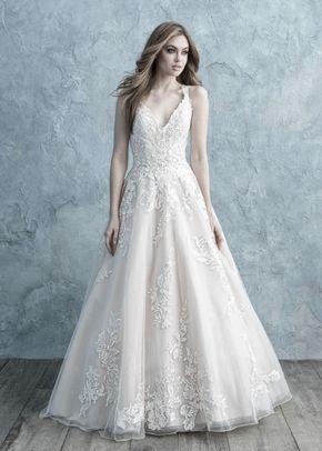 9679, Allure Bridals