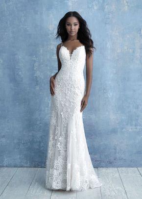 9711, Allure Bridals