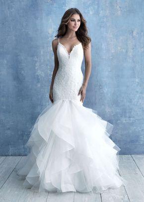 9714, Allure Bridals