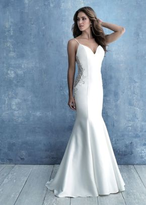 9731, Allure Bridals