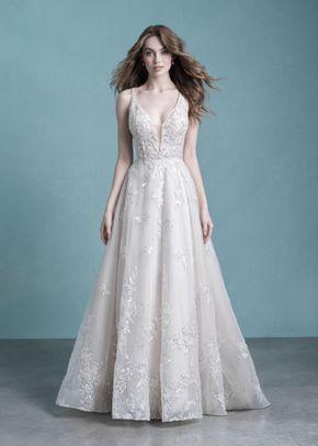 9758, Allure Bridals