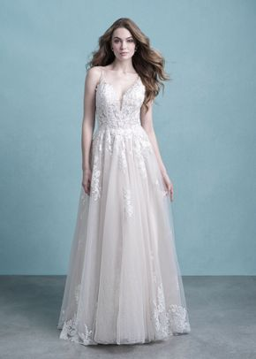 9767, Allure Bridals