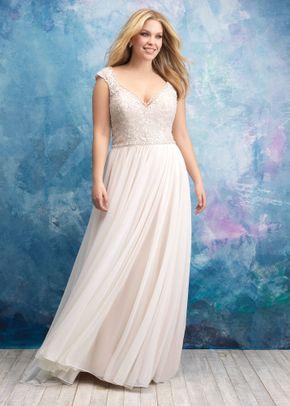 W437 , Allure Bridals