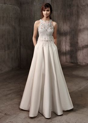 Amari , Badgley Mischka
