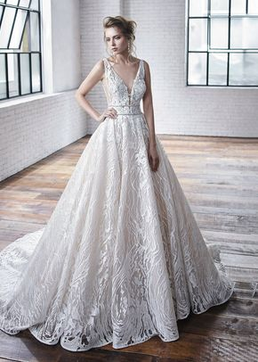 Celeste, Badgley Mischka