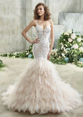 Elyse, Badgley Mischka