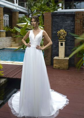 BM2101, Boheme from Mikonos By The Sposa Group Italia