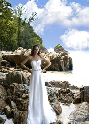 BM2138, Boheme from Mikonos By The Sposa Group Italia