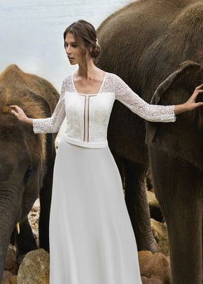 BM2139, Boheme from Mikonos By The Sposa Group Italia